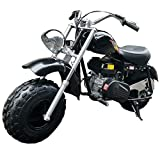 X-PRO 2020 Version Supersized 200 Mini Bike Gas Powered Mini Trail Bike Scooter Mini Motorcyle for...