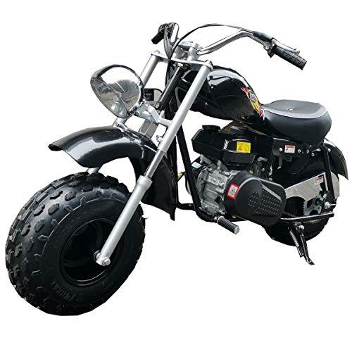 X-PRO 2020 Version Supersized 200 Mini Bike Gas Powered Mini Trail Bike Scooter Mini Motorcyle for Kids and Adults,19
