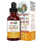 USDA Organic Vegan Vitamin D3+K2 (MK-7)...