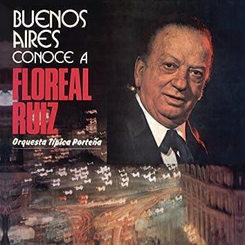Vinyl Replica: Buenos Aires Conoce a Floreal Ruiz