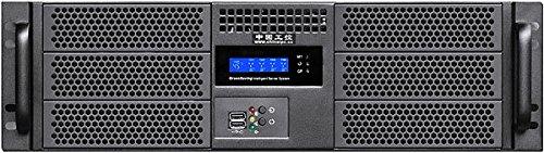 "PLINKUSA RACKBUY 3U(Fan LCD)(6x5.25+2x3.5+2x2.5 HD)(21.65"" Deep)(EATX/ATX/Micro-ATX/Mini ITX) Rackmount Chassis(NO Power Supply,No Rail,No System and Case Only) IPC-G3550X"