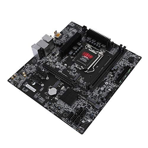 64-bit moederbord voor game-pc, chipset voor ondersteuning van Intel Z370 8. CPU voor Intel LGA1151 / 3 * M.2 SSD / 6 + 1 fase / 5 * 6 Gbit / s SATA3.0 / Dual Channel 2133/2400 MHz Geheugen