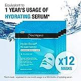 Neutrogena Hydro Boost Hydrogel Máscara Recuperadora - 12 Unidades X 30 ml.