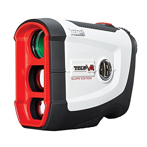 "Bushnell """" Tour V4 Shift Golf Laser-Entfernungsmesser, weiß, Regular"