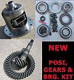 GM Chevy 8.875' 12-Bolt TRUCK Rearend Posi - 30 Spline, Gear, Bearing Kit Package - 4.10 / 4.11 Ratio