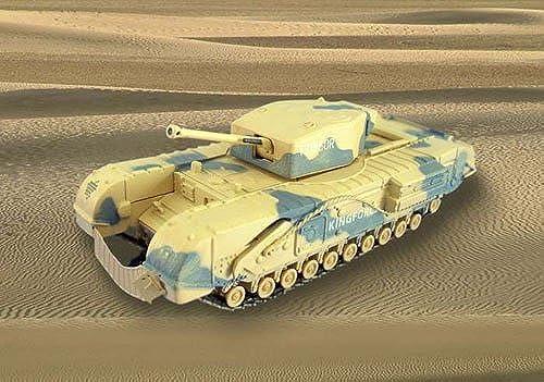 Daron Worldwide Trading CG60104 Corgi Chuchhill MKIII El Alamein 1 50