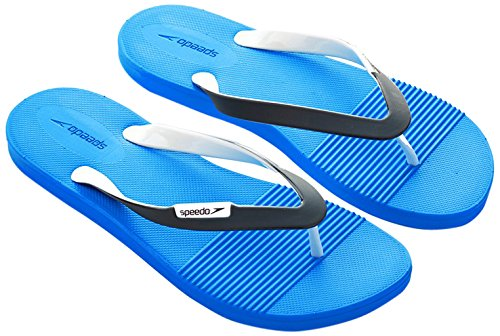 Speedo Saturate II THG am Chaussures, Homme, Saturate II Thg Am, Neon Blue/Oxid Grey/White