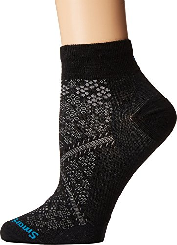 Smartwool Damen Socken Strümpfe Women's PhD Run Ultra Light Low Cut, Black, S