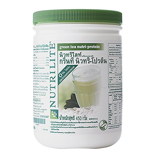 amway protein green tea - 3