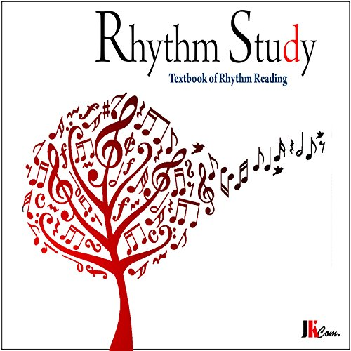 Rhythm Study: Textbook of Rhythm Reading audiobook cover art