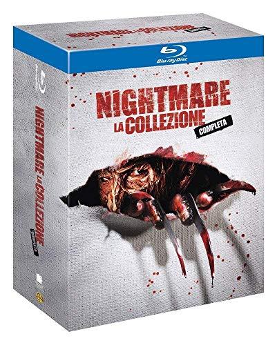 A Nightmare on Elm Street 1-7 - Komplettbox (Uncut Import inkl. deutschem Ton)
