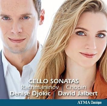 Rachmaninoff & Chopin: Cello Sonatas