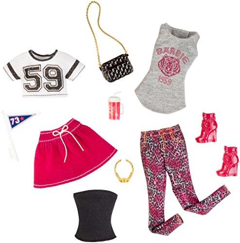 Barbie Fashion Look Complet 2 – Sport Set