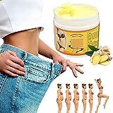 LifeBest 50 ML de crème brûlante de Graisse de Gingembre Anti-Cellulite crème Amincissante pour Tout Le Corps Gel crème raffermissante pour la Peau activée