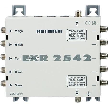 Kathrein Exr 2542 Satelliten Zf Verteilsystem Elektronik