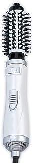 Cepillo de Aire Caliente Secador y voluminizador de cabello 2-en-1 Cepillo de aire caliente Secador y secador con cable giratorio 360 Apagado automático para peinado y frizz