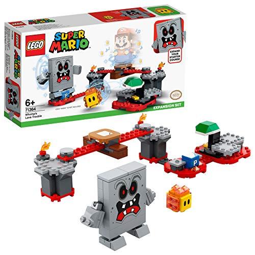 LEGO Super Mario Set de Expansión: Lava letal de ROCO, Juguete de Construcción (71364)