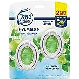 ファブリーズ 消臭芳香剤 トイレ用 アップル・ガーデン 6mL×2個