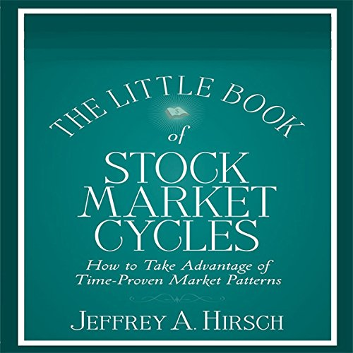 The Little Book of Stock Market Cycles (Little Books. Big Profits) audiobook cover art