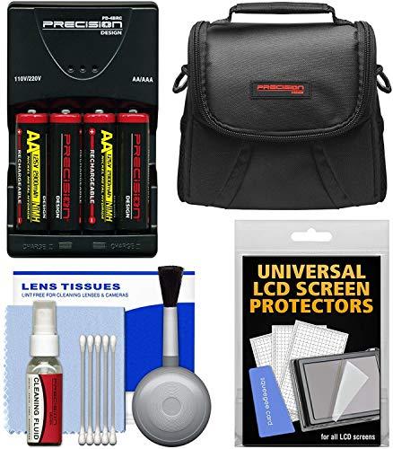 Essentials Bundle for Sony Cyber-Shot DSC-H300 Digital Camera with...