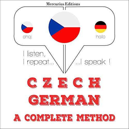Czech - German. A complete method cover art