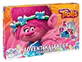 CRAZE 57347 Trolls Calendario de Adviento, Multicolor
