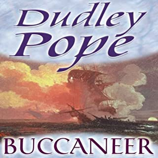 Buccaneer audiobook cover art