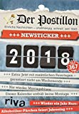 Der Postillon +++ Newsticker +++ 2018: Tagesabreißkalender