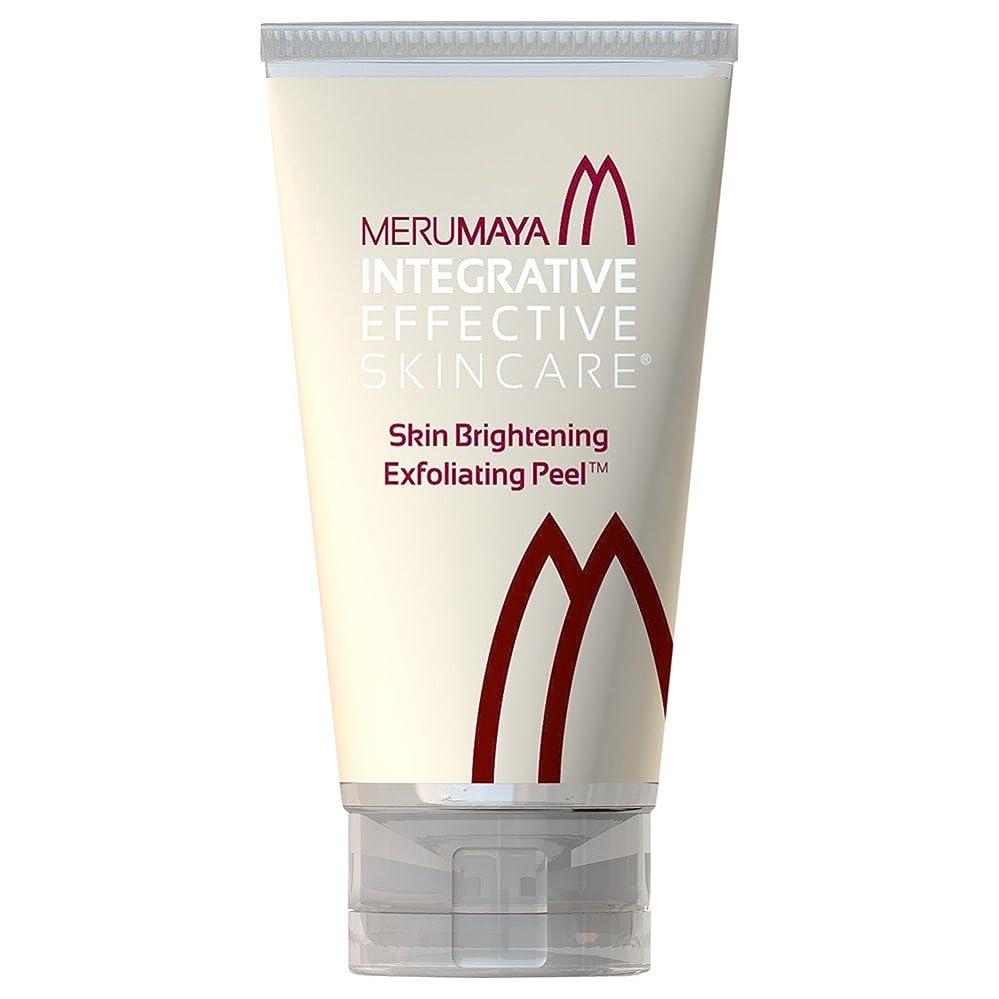 無駄失う達成するMerumayaスキンブライトニングピーリング剥離?の50ミリリットル (Merumaya) (x2) - MERUMAYA Skin Brightening Exfoliating Peel? 50ml (Pack of 2) [並行輸入品]