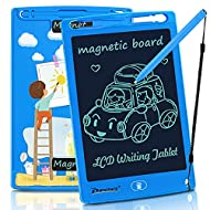 PROGRACE LCD Writing Tablet for Kids LCD Writing Board Magnetic Board for Boys Girls Birthday Toy Gi...