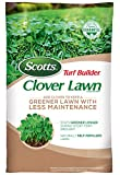Add to existing grass to keep a greener lawn with less maintenance Naturally self-fertilizes when clover clippings are returned to yard Formulated with Strawberry Clover to establish fast Grows in tough, salient soils