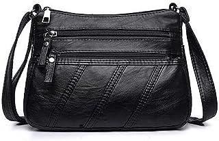 Cross-Body Handbags Fashion Women Pu Leather Shoulder Bags Girls Crossbody Bags Female Casual Messenger Bags Ladies Crossb...