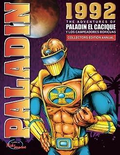 The Adventures of Paladin el Cacique (English Edition)