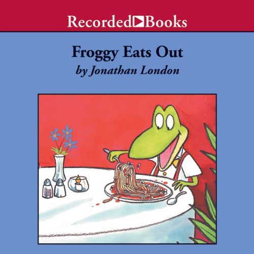 Froggy Eats Out cover art