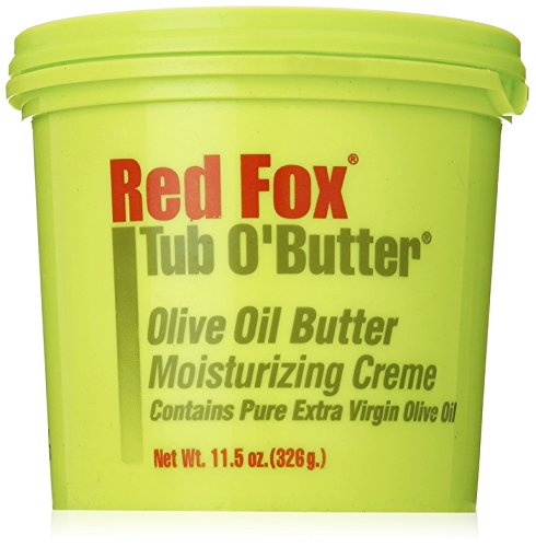 Red Fox Jar Butter Olive Oil, 11.5 Ounce