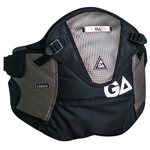 gaastra Rider Windsurf Asiento trapezoidal Black