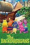 Visionpz Puzzle per Adulti Puzzle da 1000 Pezzi Il Poster del Film Backyardigans Temi Puzzle Sets Puzzle educativi per Bambini Compleanno di Natale 75x50cm