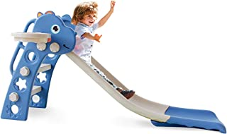 Sponsored Ad - Barakara 2021 Update Slides for Toddlers 3 in 1 Children Slides Indoor/Outdoor Slide Freestanding Foldable ...