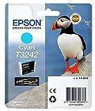 Epson T32424010 - Tinta, color cian, Ya disponible en Amazon Dash Replenishment