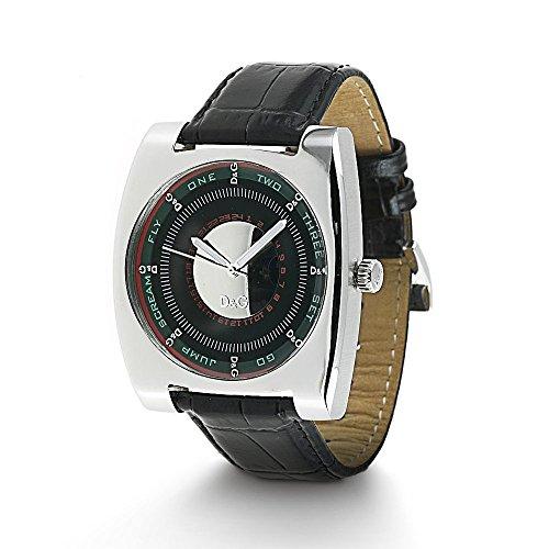 Dolce & Gabbana DW0127 Hard Ship Dark Brown - Reloj de Mujer