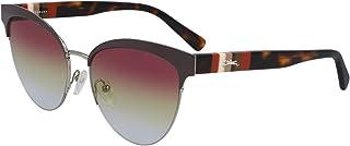 لونج شامب نظارة شمسية الفراشة للنساء - متعدد الالوان , LO111S-204-55