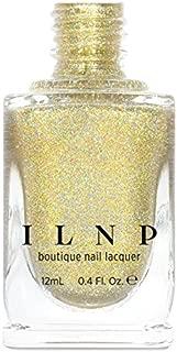 ILNP Versailles - Vivid Yellow Gold Ultra Holo Nail Polish