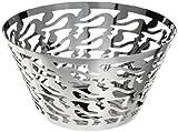 Alessi - SG29 - Ethno Fruttiera traforata in acciaio inossidabile 18/10 lucido....