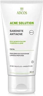 Adcos Acne Solution Sabonete Antiacne 60ml