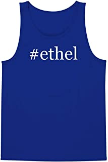 #Ethel - A Soft & Comfortable Hashtag Men's Tank Top