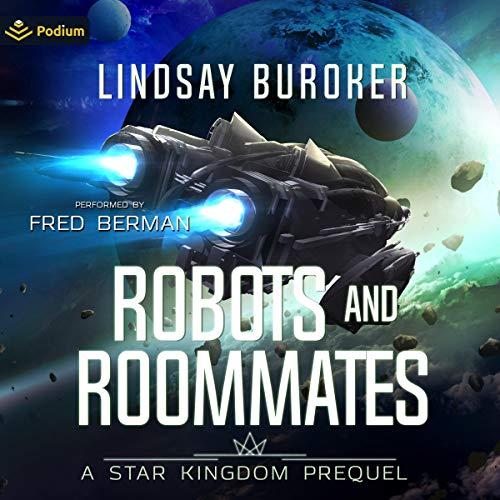 Couverture de Robots and Roommates