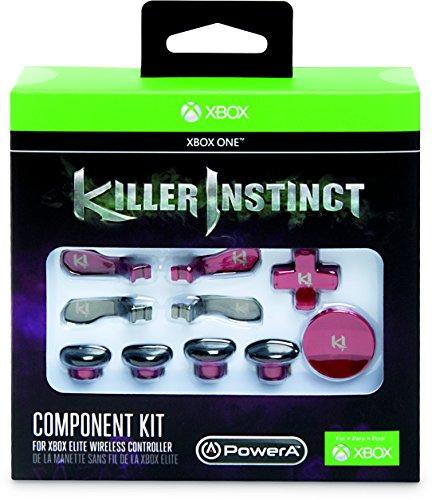PowerA Killer Instinct Component Kit for Xbox One Elite Wireless Controller