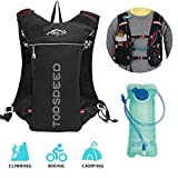 OYOUYI Hydration Pack Backpack,Upgrade Backpack for Hiking,Running Vest Climbing Lightweight...