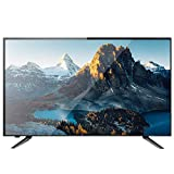 Zzmop Televisor LED Ultra HD,Televisor Inteligente 4K con Monitor de Pantalla Ancha,Cable HDMI,Decodificación Rápida H.265,32 Pulgadas,42 Pulgadas.