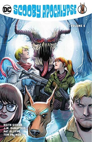 Scooby Apocalipse Vol. 5: Universo Hanna-Barbera